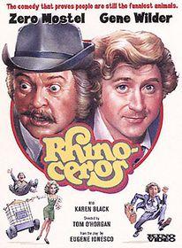 Rhinoceros - (Region 1 Import DVD)