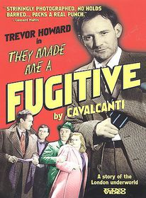 They Made Me a Fugitive - (Region 1 Import DVD)