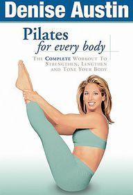 Pilates for Every Body - (Region 1 Import DVD)
