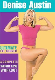 Ultimate Fat Burner - (Region 1 Import DVD)