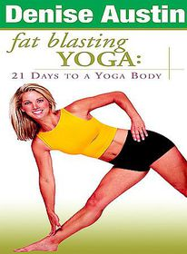 Fat Blasting Yoga:21 Days to a Yoga - (Region 1 Import DVD)