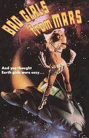 Bad Girls from Mars - (Region 1 Import DVD)