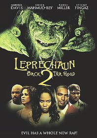 Leprechaun:Back 2 Tha Hood - (Region 1 Import DVD)