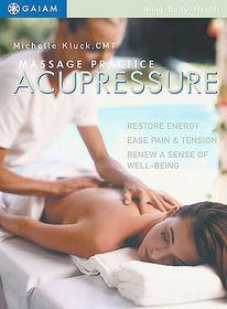Massage Accupressure - (Region 1 Import DVD)