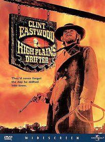High Plains Drifter - (Region 1 Import DVD)