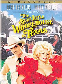 Best Little Whorehouse in Texas - (Region 1 Import DVD)