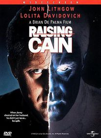 Raising Cain - (Region 1 Import DVD)