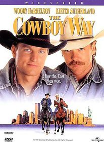 Cowboy Way, The (Region 1 Import DVD)
