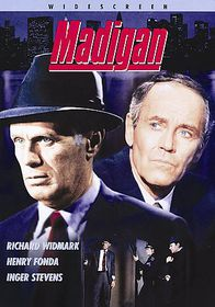 Madigan - (Region 1 Import DVD)