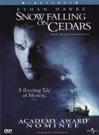 Snow Falling on Cedars - (Region 1 Import DVD)