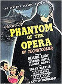 Phantom of the Opera - (Region 1 Import DVD)