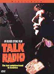 Talk Radio - (Region 1 Import DVD)