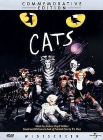 Cats:Commemorative Edition - (Region 1 Import DVD)