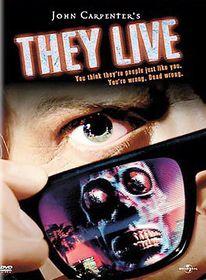 They Live / (Ws Sub Dol) - (Australian Import DVD)
