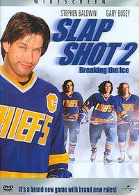 Slap Shot 2:Breaking the Ice - (Region 1 Import DVD)