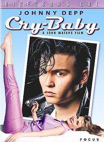 Cry Baby - Director's Cut (Region 1 Import DVD)
