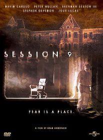 Session 9 - (Region 1 Import DVD)