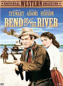 Bend of the River - (Region 1 Import DVD)