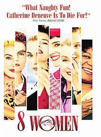 8 Women - (Region 1 Import DVD)