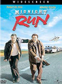 Midnight Run - (Region 1 Import DVD)