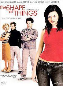 Shape of Things - (Region 1 Import DVD)