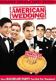 American Wedding (Extended Party Edition) - (Region 1 Import DVD)