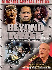 Beyond the Mat Ringside - (Region 1 Import DVD)
