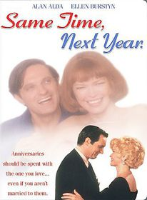 Same Time, Next Year - (Region 1 Import DVD)