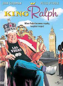King Ralph - (Region 1 Import DVD)