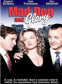 Mad Dog and Glory - (Region 1 Import DVD)