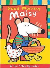 Good Morning Maisy - (Region 1 Import DVD)