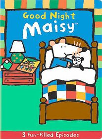 Good Night Maisy - (Region 1 Import DVD)