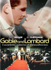 Gable and Lombard - (Region 1 Import DVD)