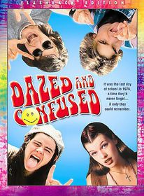 Dazed and Confused Flashback Edition - (Region 1 Import DVD)