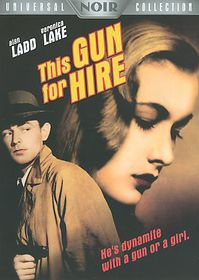 This Gun for Hire - (Region 1 Import DVD)