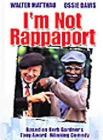 I'm Not Rappaport - (Region 1 Import DVD)