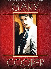 Gary Cooper Collection (Region 1 Import DVD)