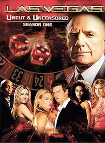 Las Vegas:Season One (Uncut and Uncensored) - (Region 1 Import DVD)