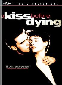 Kiss Before Dying - (Region 1 Import DVD)