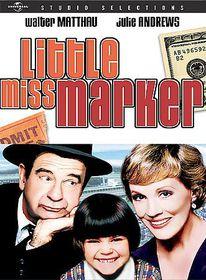 Little Miss Marker - (Region 1 Import DVD)