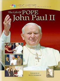 NBC News Presents: The Life of Pope John Paul II - (Region 1 Import DVD)