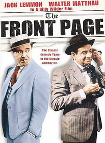 Front Page - (Region 1 Import DVD)