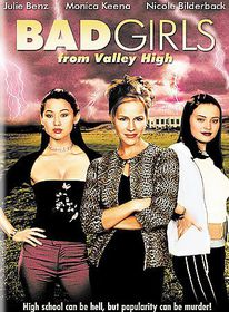 Bad Girls from Valley High - (Region 1 Import DVD)