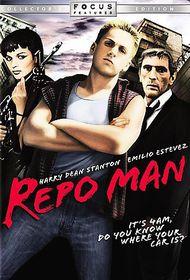 Repo Man Special Edition - (Region 1 Import DVD)
