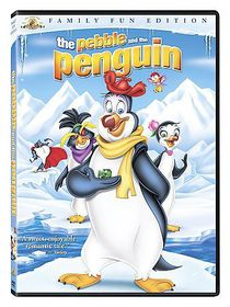 Pebble and the Penguin the Family Fun - (Region 1 Import DVD)