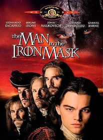 Man in the Iron Mask - (Region 1 Import DVD)