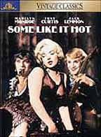 Some Like It Hot - (Region 1 Import DVD)