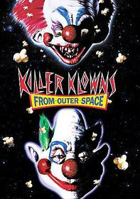 Killer Klowns from Outer Space - (Region 1 Import DVD)