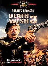 Death Wish 3 - (Region 1 Import DVD)