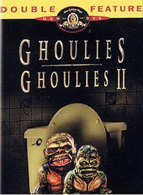 Ghoulies/Ghoulies II - (Region 1 Import DVD)